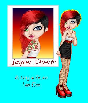 Jayne Doe by A-Enchanted