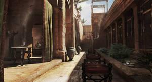 pilate's palace by armsav