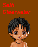 Seth Clearwater by GrimmReaper07