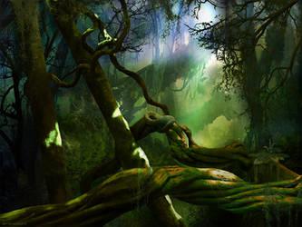 Jungle by bkhook
