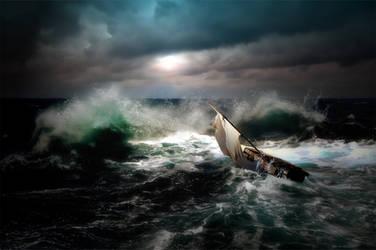Stormy-Seas by bkhook