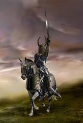 The Knight by bkhook