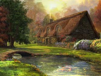Cottage by bkhook