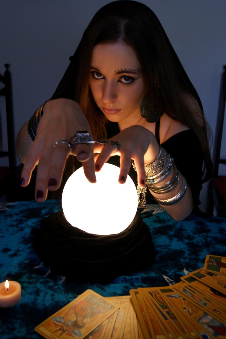 Fortune Teller 6 by Obliviate-Stock