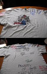 The Autograph Shirt