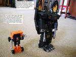 The Fallen... and Huffer