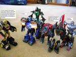 More TFA Toys