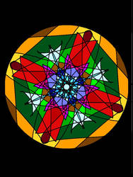 Season Mandala by FoxyRelina