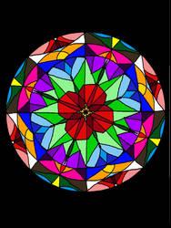 Mandala by FoxyRelina