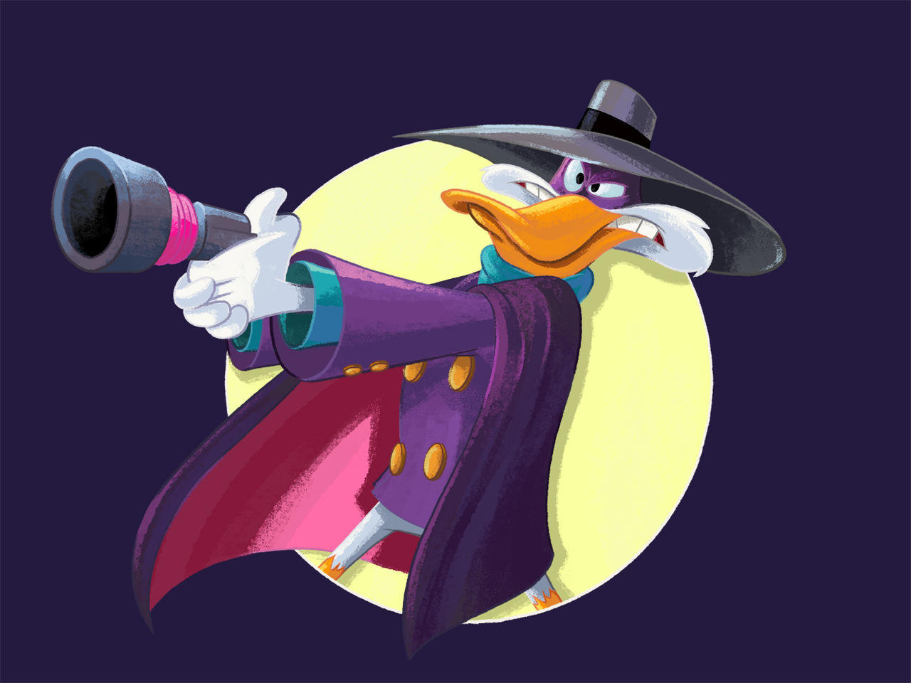 Darkwing Duck by brianpitt