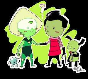 Little Green Aliens