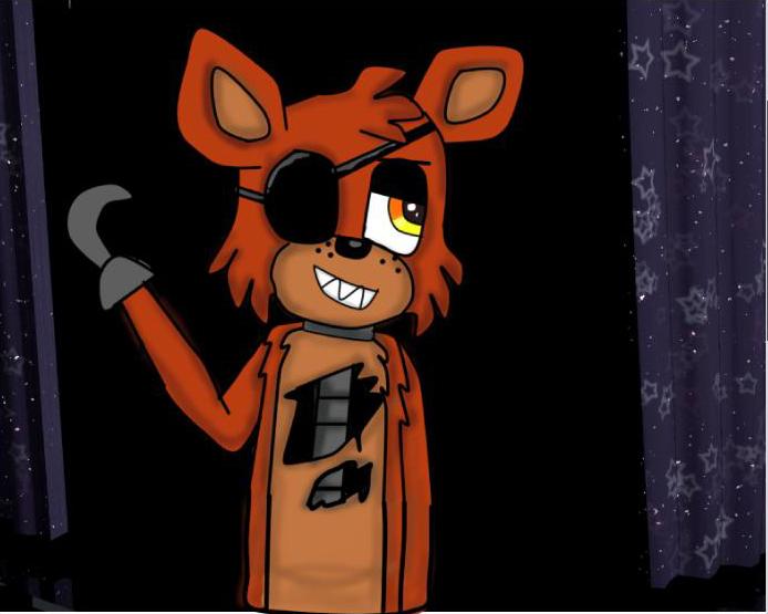 Foxy fnaf by oosaku chanoo on deviantart