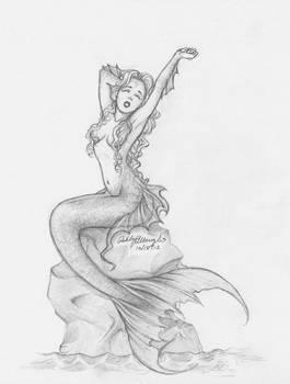 Pencil Mermaid