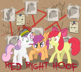 Red Right Hoof cover