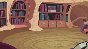 Background Twilight's Library