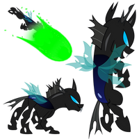 Changeling Vectors by Blanishna