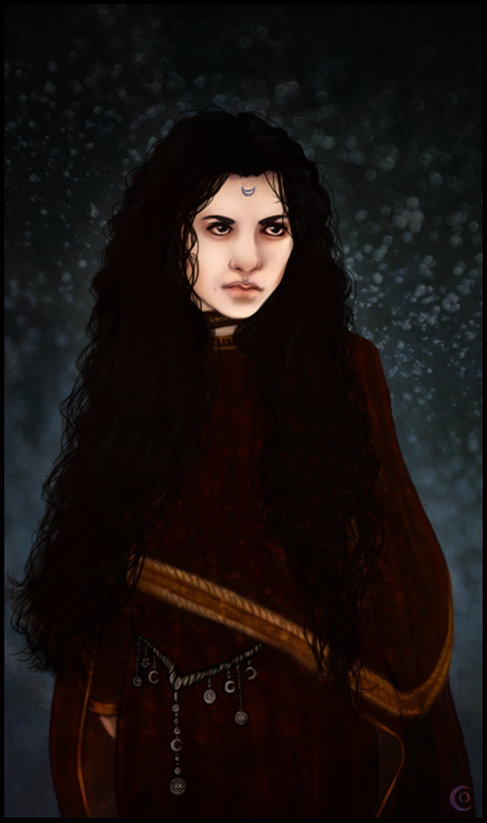 Morgaine Le Fay By Seolhe On Deviantart