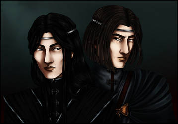 The Blood We Share by Seolhe