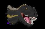 SLIGHT SPOILER // Indoraptor