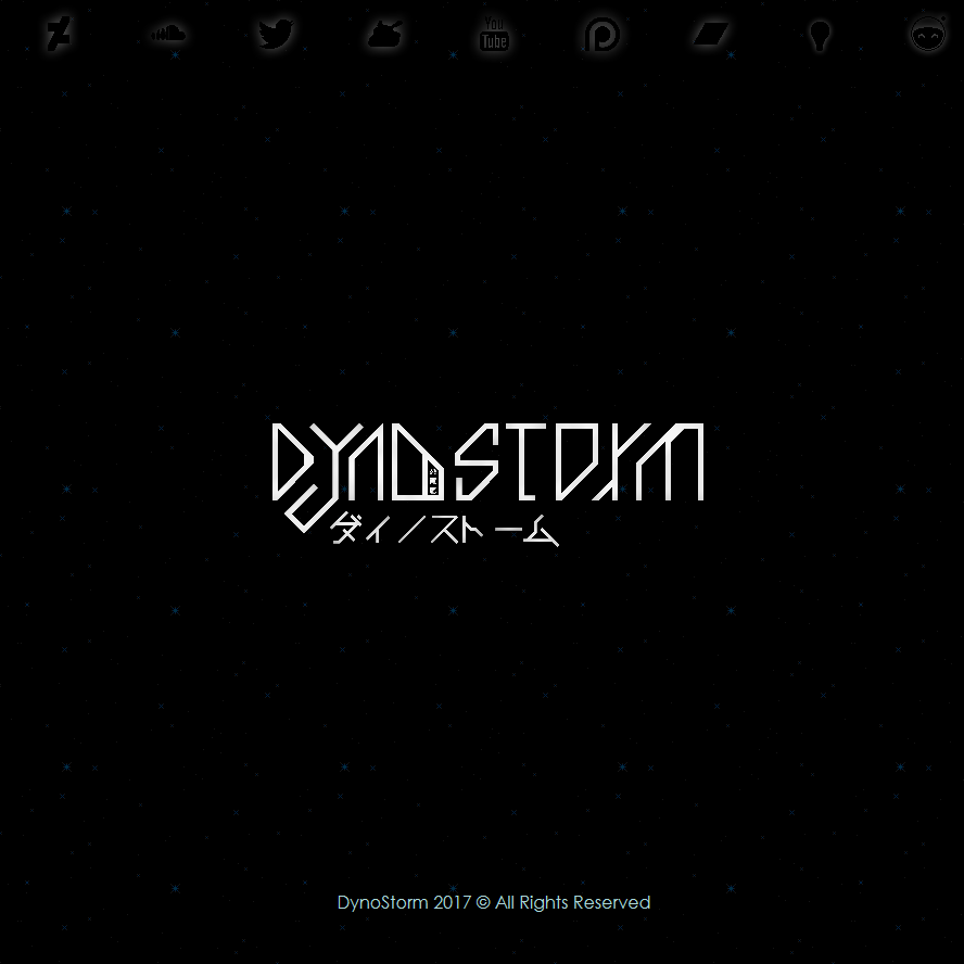 015 - New Website by DynoStorm
