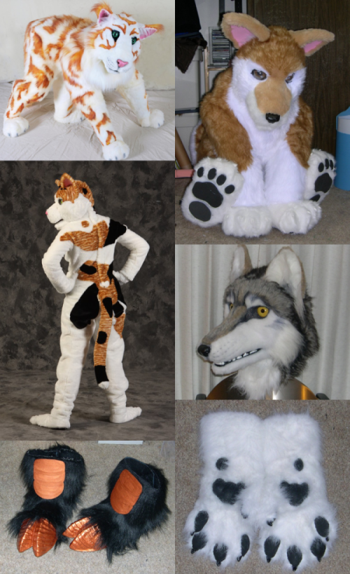 Fursuit ladder auction. by Bladespark