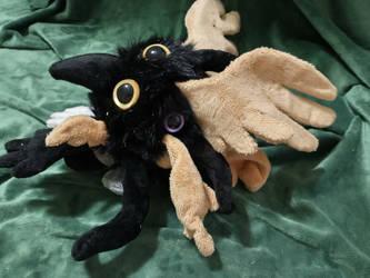 Eldritch Thanatos plush (for sale)