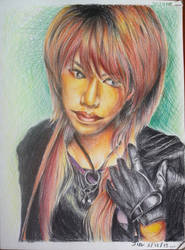 Shinya - Dir en grey by jin2901