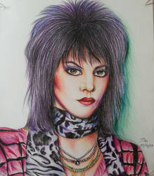 Joan Jett by jin2901