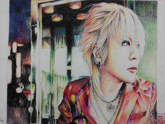 Ruki The Gazette by jin2901