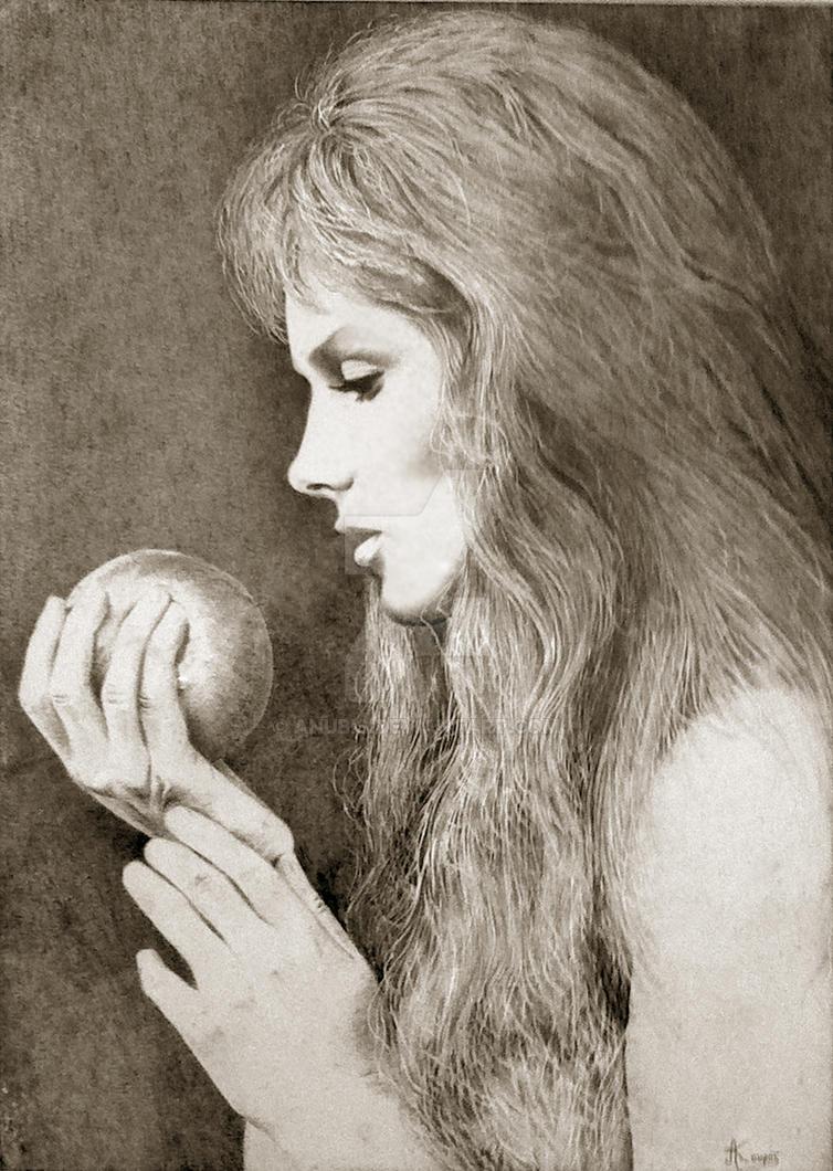 Eternal Eve by anubis