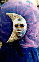 Moon Face by anubis