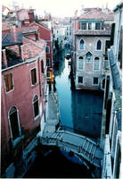 Venice at Dusk by anubis