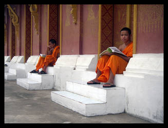 People of Laos - One
