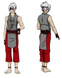 Naruto RPG - Robert