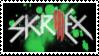SKRILLEX Stamp by MockingJay98