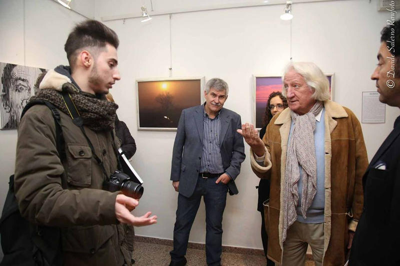 Milano art gallery vernissage del 24 gennaio by for Vernissage milano