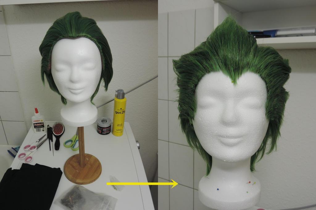 Joker Wig Help 56