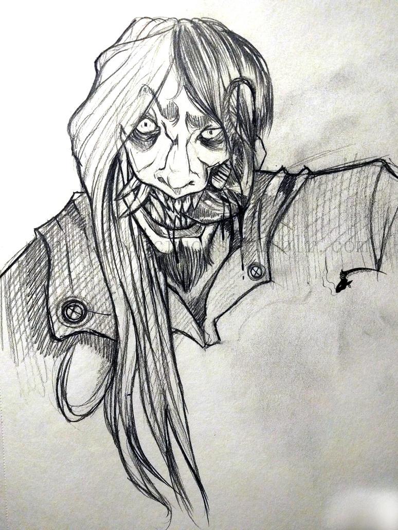 Nasty Boy by spiralofvertigo
