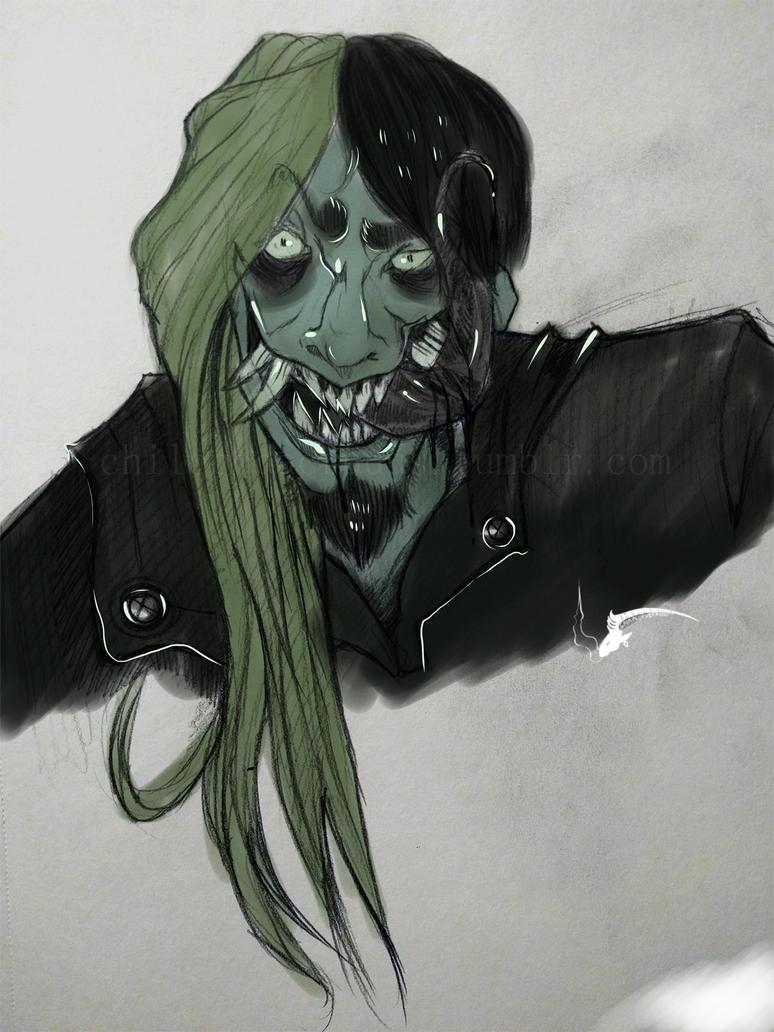 Nasty Boy 2.0 by spiralofvertigo