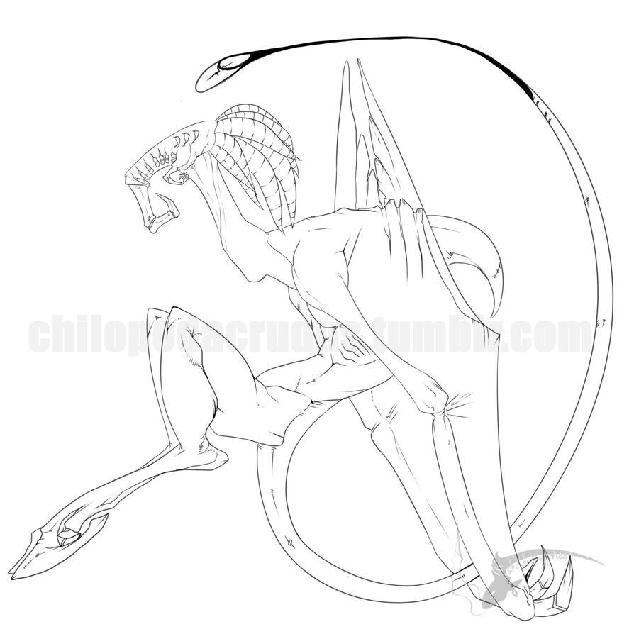 Jester Inks by spiralofvertigo