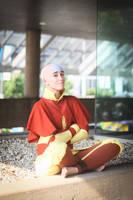 Avatar Aang by ElliotCosplay