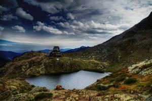 Refuge du Pinet (2242 m) by Gruntter