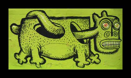 Pisica Patrata by GreenWay999