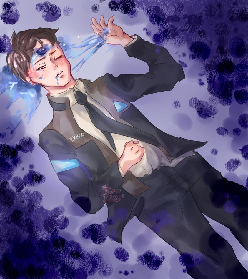 Connor by Tacky-tella