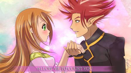 Munto and Yumemi  - Allow me to court you