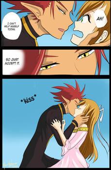 Munto and Yumemi - kisss