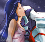 Elisa and Tahilog neck by Aniyumex