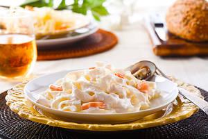 Sea food Pasta by saadany