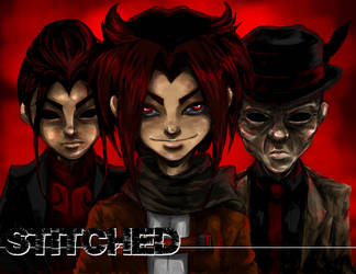Stitched: Lucifer and Henchmen