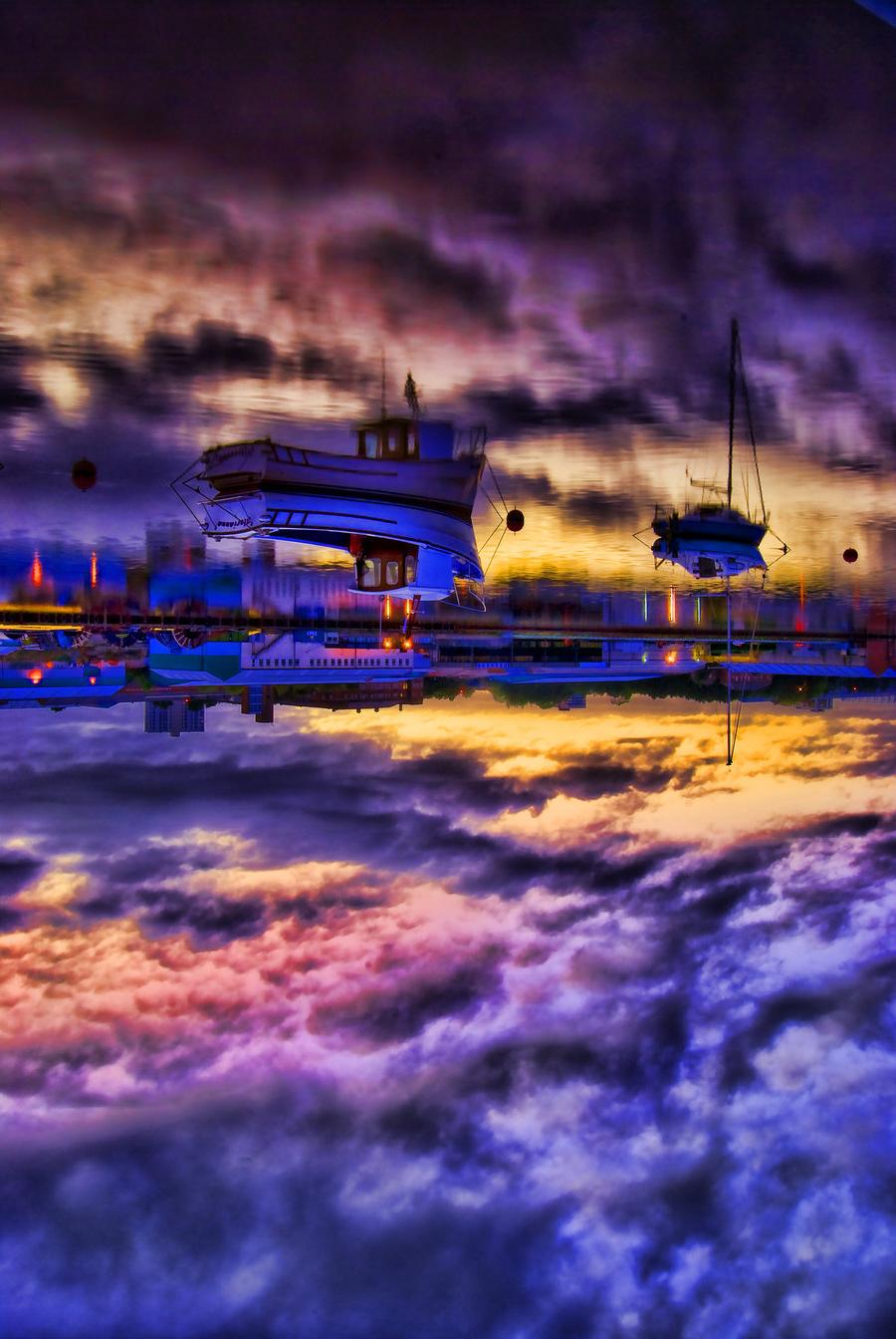 Daydream Boat by AlmightyGingerOne